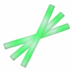 LED-foam-sticks-groen