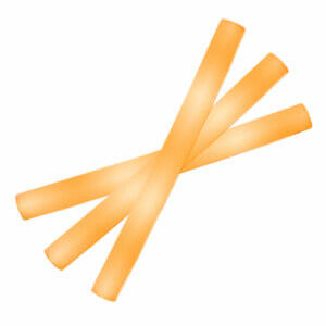LED-foam-sticks-oranje