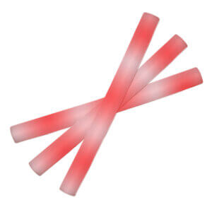 LED-foam-sticks-rood